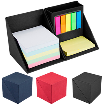 Memo Set Cubo Negro