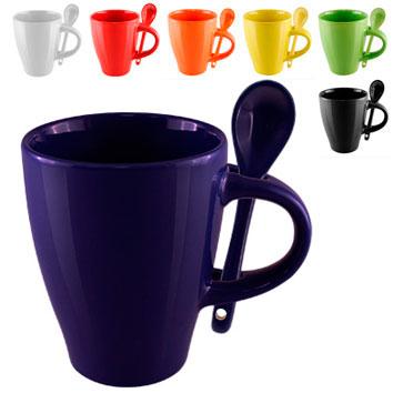 Tazón Cuchara Color