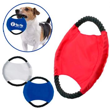 Frisbee Mascota