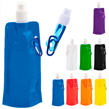 Botella Caramayola Flexible