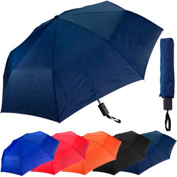 Paraguas Corto tela Pongee