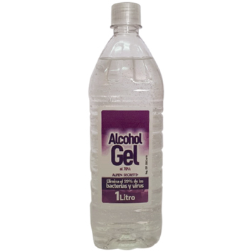 Alcohol Gel 1 Litro