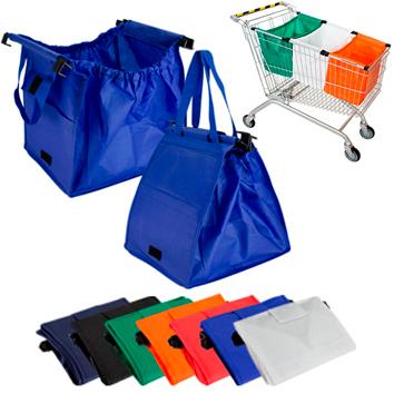Bolsa Carro Supermercado Mediana