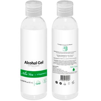 Alcohol Gel Aloe Vera 60ml