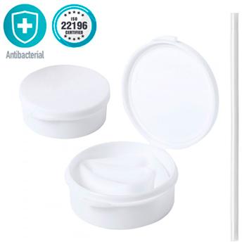 Bombilla Reutilizable Antibacteriana