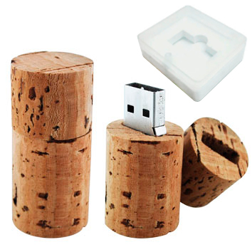 Pendrive Corcho 8GB