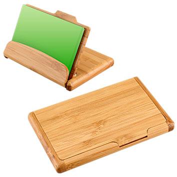 Tarjetero Bamboo