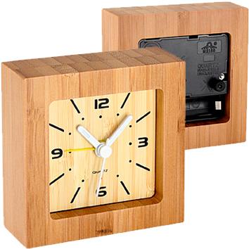 Reloj Despertador Bamboo