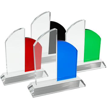 Trofeo Cristal Color