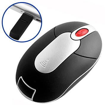 Mouse Optico Inalámbrico