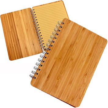 Cuaderno Bamboo