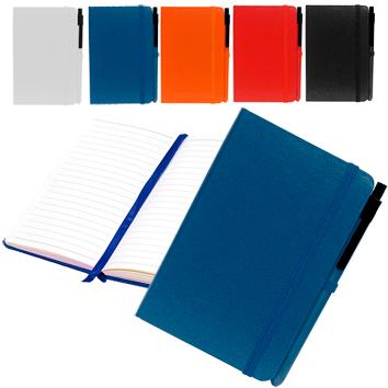 Libreta Color Lápiz Metálico