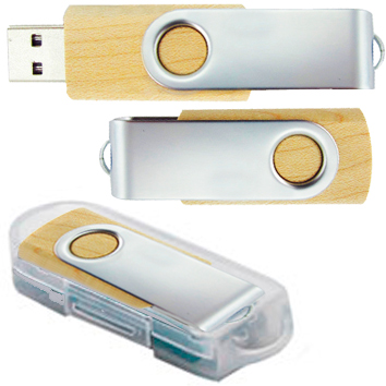 Pendrive Bamboo 8GB
