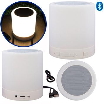 Parlante-Lámpara Bluetooth