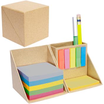 Memo Set Cubo