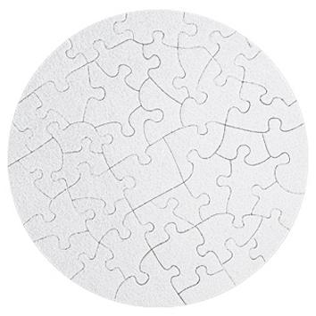 Puzzle Circular 41 Piezas