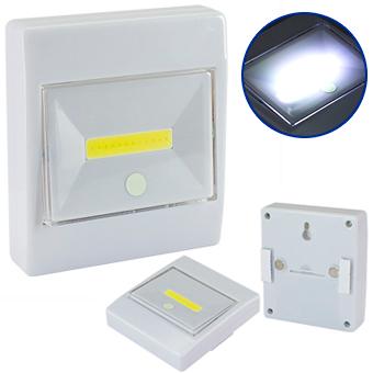 Luz LED Emergencia