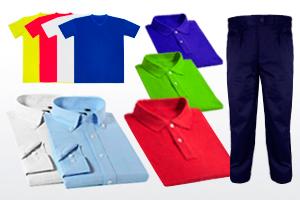 Poleras - Camisas - Pantalones