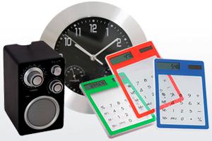 Radios - Relojes - Calculadoras